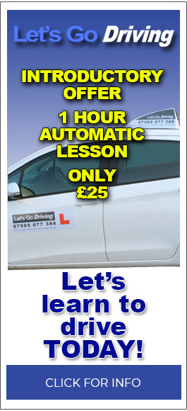 Lets Go Driving School - New Pupil Driving Lessons Deal