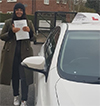 Driving School Pupil Northwood - Test Pass