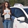 Driving School Pupil Kingsbury - Test Pass