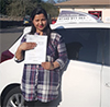 Driving School Pupil Rayners Lane - Test Pass