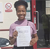 Driving School Pupil Stanmore - Test Pass